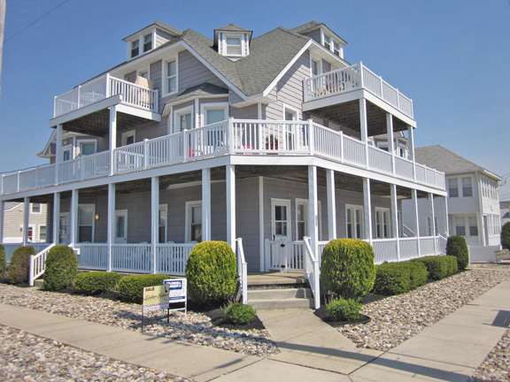 8931 Second Ave Unit #1 1st floor - Stone Harbor, NJ