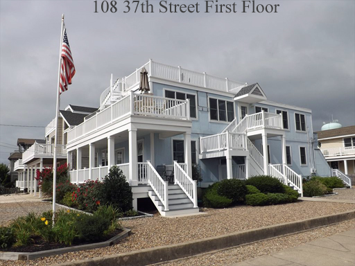 108 37th Street 1st Floor - Avalon, NJ