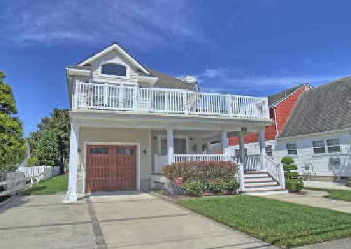 349 92nd Street 2nd Floor - Stone Harbor, NJ