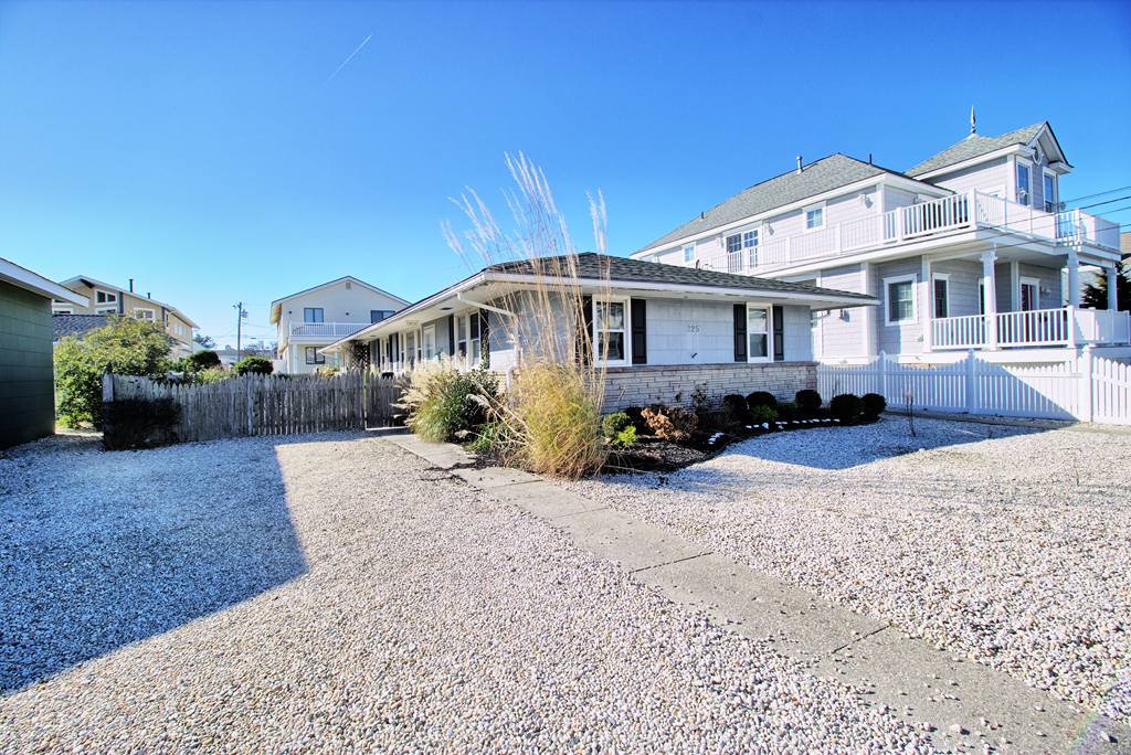 225 82nd Street Rear - Stone Harbor, NJ