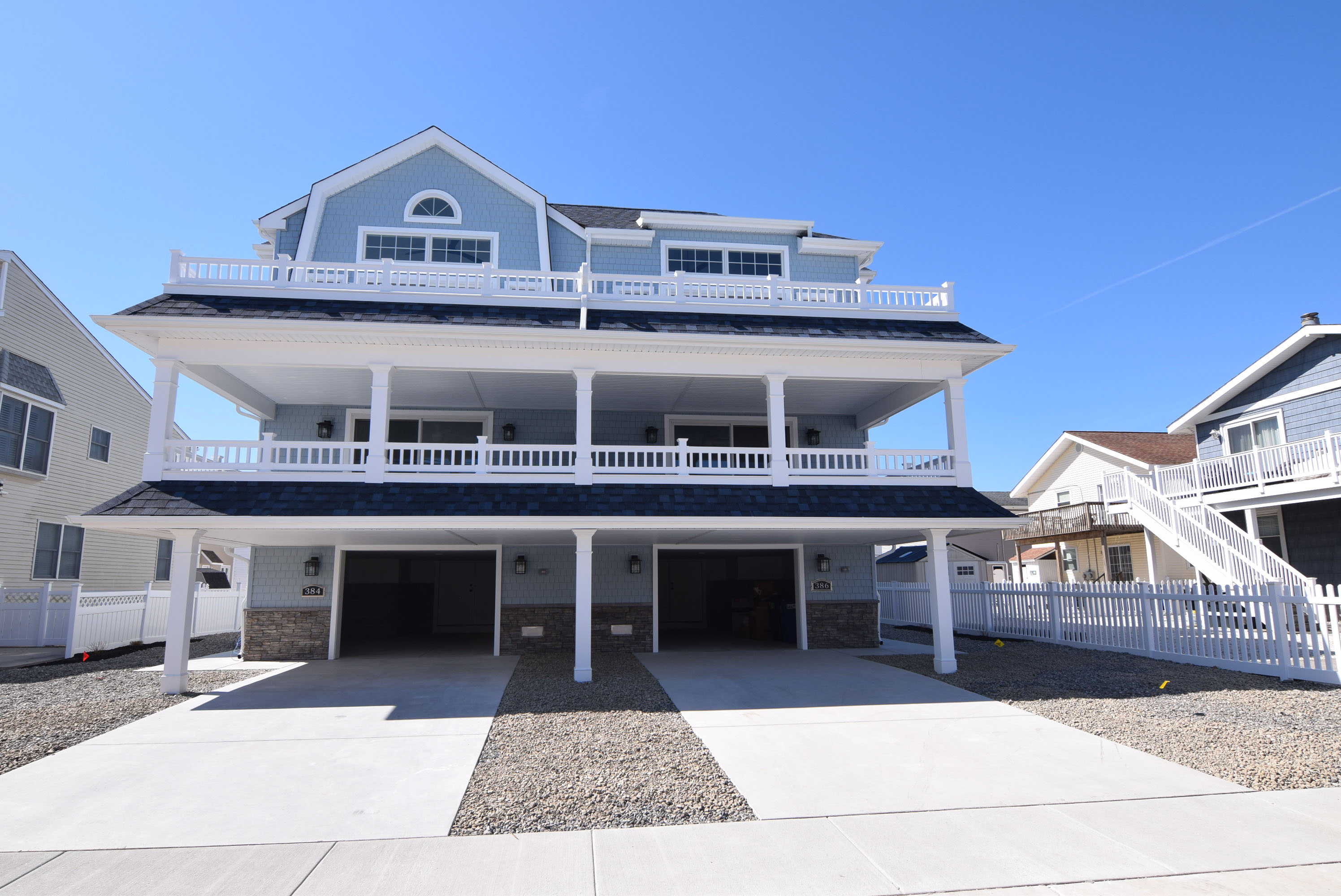 449 22nd Street Rear House - Avalon, NJ