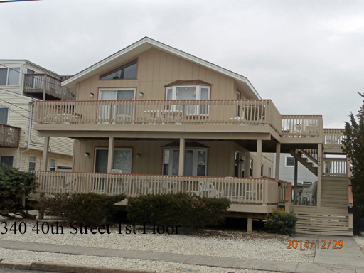 340 40th Street 1st Floor - Avalon, NJ