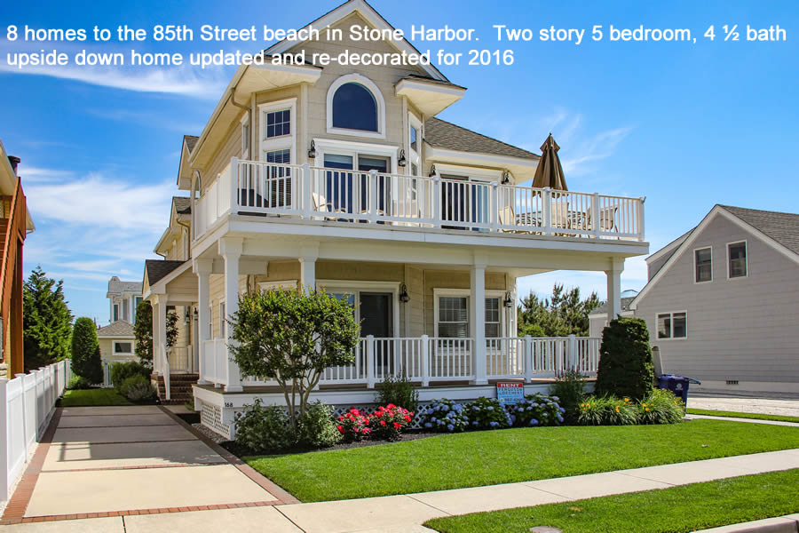 168 85th Street- Stone Harbor, NJ